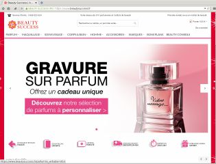 Accéder au site Beauty Success