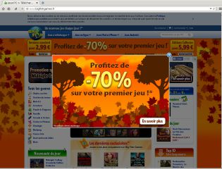 Accéder au site Big Fish Games