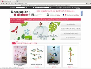 Accéder au site Decoration Stickers
