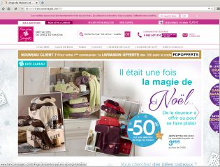 Tous les code promo francoise saget 2017 0 - Coupon de reduction delamaison ...