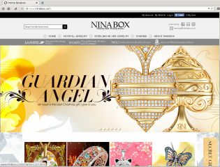 Acc�der au site Ninabox