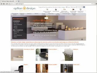 Accéder au site OptionDesign
