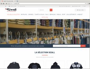 Accéder au site Sizall