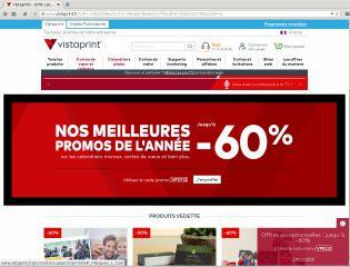 Acceder Au Site Vistaprint