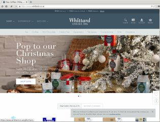 Accéder au site Whittard of Chelsea